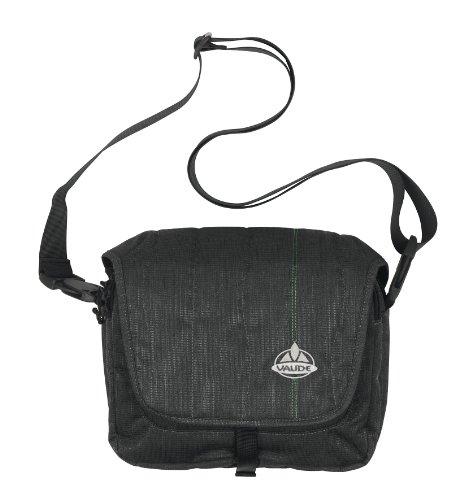 Vaude Agapet City/Office Bag  (Black, 6 L), Outdoor Stuffs