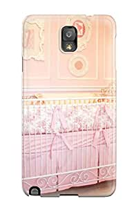 Jennifer Guelzow's Shop New Style High-quality Durability Case For Galaxy Note 3(pink Baby Girl Crib) 8758459K60597530