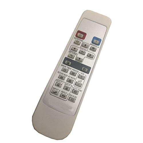 Easy Replacement Remote Control for Sharp DT400 DT-500 XR-20X XR-10XL DLP Projector