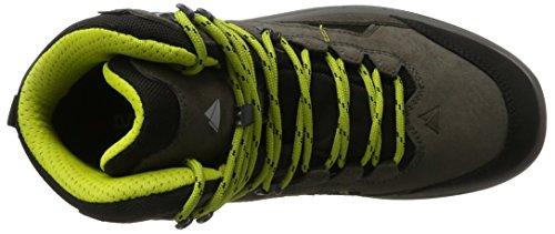 Dachstein Rax MC DDS, Scarpe da Arrampicata Alta Uomo Grigio (Graphite/Sulphur)