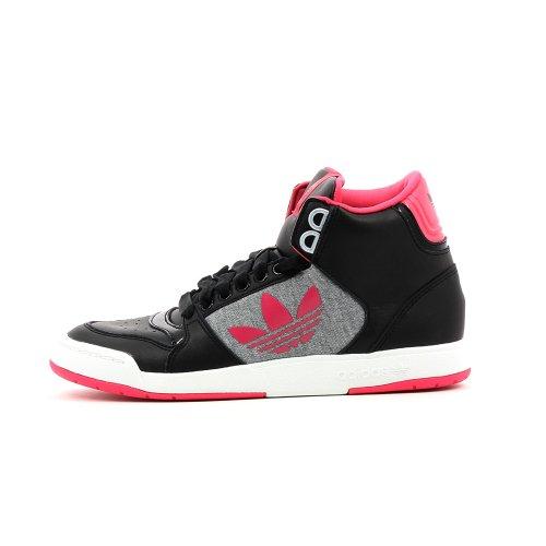 Adidas Originals Midiru Court 2.0 Trefoil W - Zapatillas Varios colores - Black/Pink/ White 690