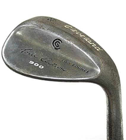 Amazon.com: Used Cleveland 900 RTG Wedge para diestros Acero ...