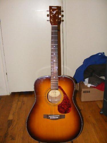 Yamaha F335 guitarra acústica, color marrón Sunburst: Amazon.es ...