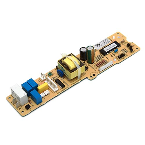 Board Washer Control Frigidaire (Frigidaire 5304501595 Dishwasher Electronic Control Board Genuine Original Equipment Manufacturer (OEM) Part for Frigidaire & Crosley)