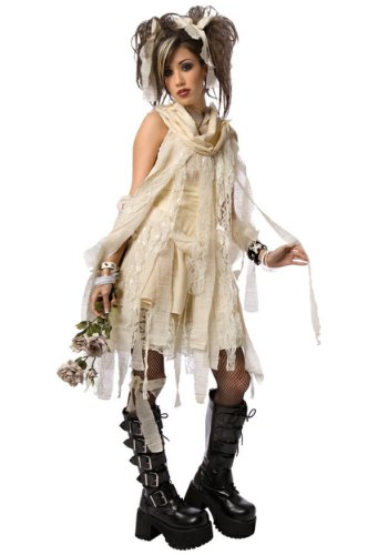 Plus Size Gothic Mummy Costumes (Plus Size Gothic Mummy Costume 3X/4X)