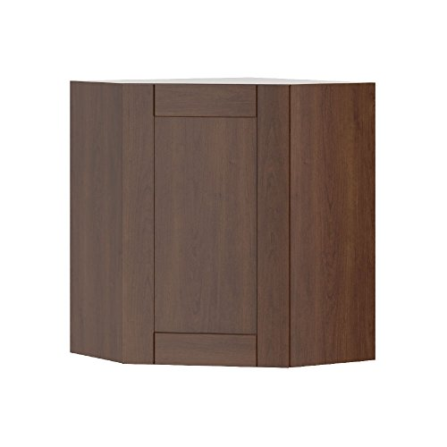 Kitchen Cabinet Blossom Wood Shaker Style 24x24x30 Corner Wall Cabinet