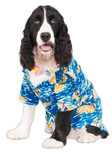 Rubie's Luau Pet Costume, XXL -