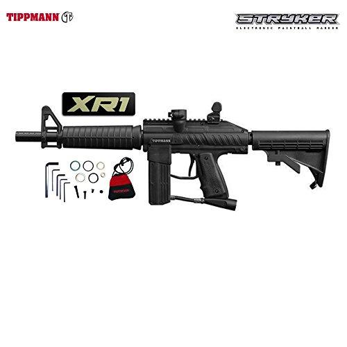 Tippmann Stryker XR1 Paintball Marker - Black
