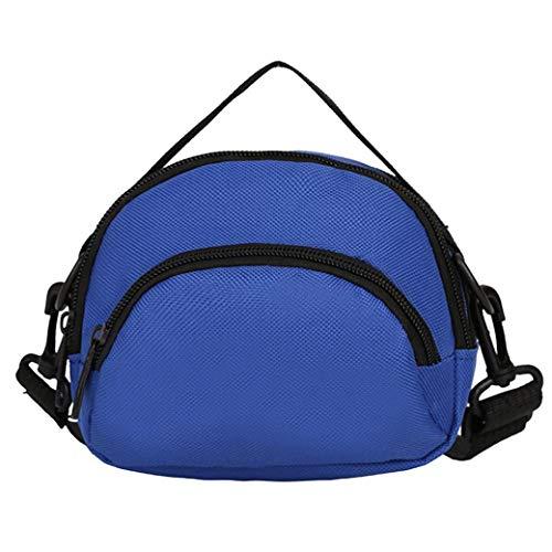 Small Bolso showsing Crossbody Azul Azul Hombro para Mujer Bags al BEfwE8q