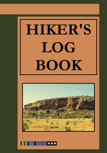 Read Online Hiker's Log Book (Natural) PDF