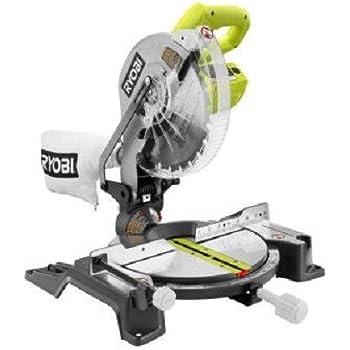 Ryobi Zrts1345l 10 In Compound Miter Saw With Laser Line
