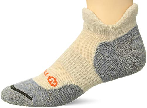 dual tab trail runner socks