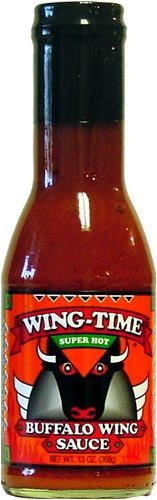 Time Super Hot Wing Sauce - 4