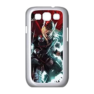 Thor Samsung Galaxy S3 9300 Cell Phone Case White Delicate gift JIS_280372