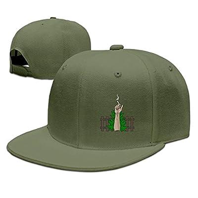 Carmen A Weed-Symbol-png-Hand Weed Baseball Cap,Fashion Snapback by Carmen A