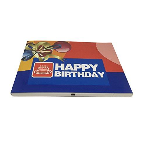 Birthday Cardvideo Brochure 43 Birthday Greeting Video Card