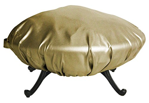 Leader Accessories Pro Series Heavy Duty Patio Round Fire Pit Cover 44″ Diameter