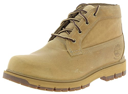 Timberland Mens Radford Chukka Waterproof Leather Boots Giallo