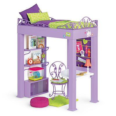 Double Loft Bed Sets - American Girl Mckenna - McKenna's Loft Bed Set