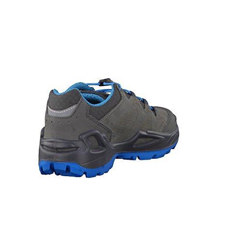Lowa Diego GTX LO Kids Blue Limone gris
