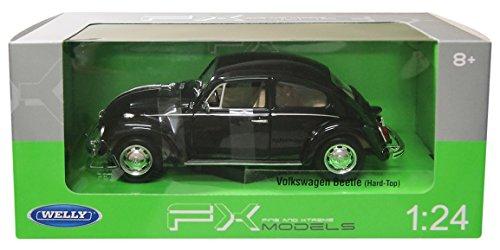 1/24 VW ビートル ハードトップ(ブラック) WE22436BK