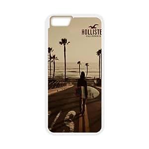 iPhone6s Plus 5.5 inch Phone Case White HOLLSTER JKKP7463623