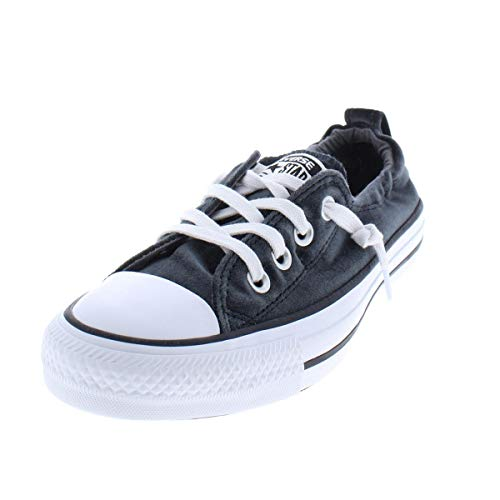Image of Converse Womens Shoreline Velvet Low Top Fashion Sneakers