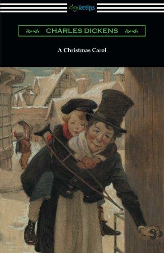 A Christmas Carol (Illustrated by Arthur Rackham with an Introduction by Hall Caine)