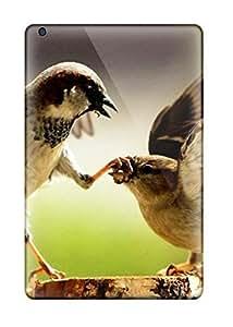 Brand New Mini/mini 2 Defender Case For Ipad (animal Print Funny Birds Desktop)