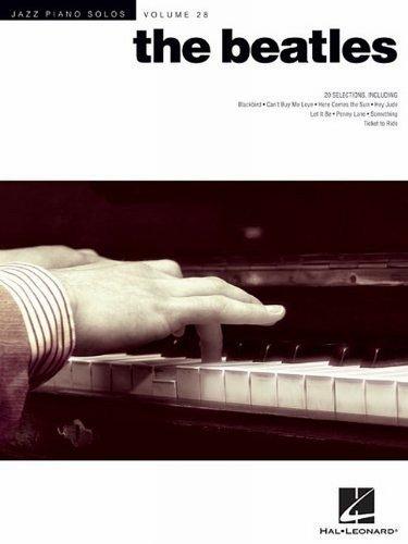 The Beatles: Jazz Piano Solos Series Volume 28