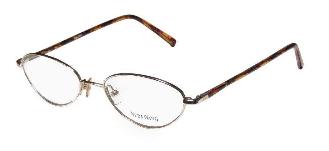 344fc0162c Vera Wang V110 Womens Ladies Designer Full-rim Adjustable Nose Pads Must  Have Eyeglasses Glasses (49-17-135