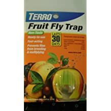 Amazon.com: fruit fly traps terro