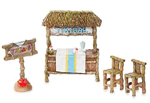 Tropical Furniture Miniature Garden Figurines