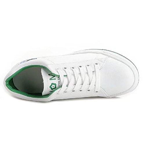 Nago Baja Zapatilla Verde Mujer La q6XgwvX