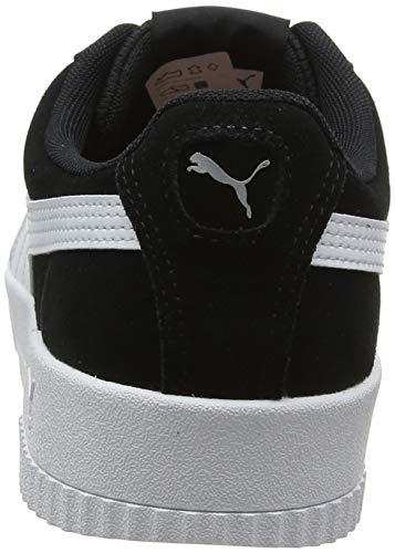 Silver Mujer Carina Black Zapatillas Puma Para Negro puma puma g48xq7