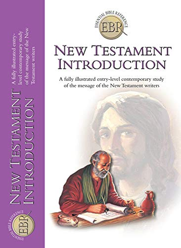 New Testament Introduction (Essential Bible Reference) (Essential Bible Reference Library)