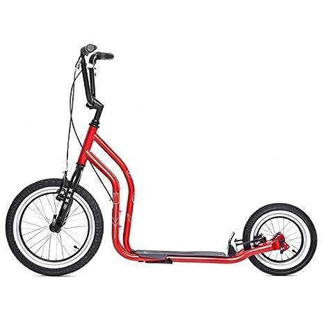 yedoo Negro - Azul - kickbike - Patinete con neumáticos para ...