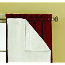 Eclipse 27 x 80-Inch Thermaliner Blackout Panel, 1-Pair, White