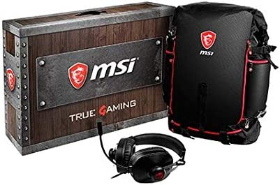 MSI Pack LOOT Box GT RTX Gaming Incluye Caja Regalo/Mochila/Auriculares 957-1XXXXE-069: Msi: Amazon.es: Electrónica