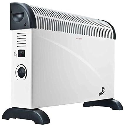 Evila - Calefactor convector estandar 750/1250/2000w