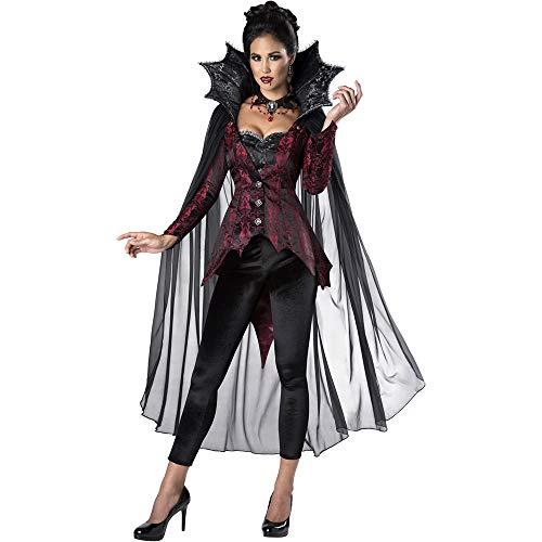 InCharacter Gothic Romance Vampiress Women's Costume (S) -