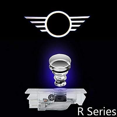 AniFM 1 Piezas Puerta de Coche Bienvenido LED Proyector Láser Logo ...