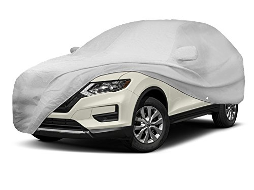 (CarsCover Custom Fit 2008-2019 Nissan Rogue SUV Car Cover Heavy Duty All Weatherproof Ultrashield Covers)