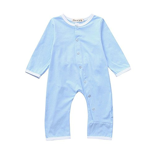 Birdfly Cute Twin Infant Baby Lovely Heart Pattern Mom Dad Letter Print Romper Jumpsuit Photography Outfit (12M, Dad) -