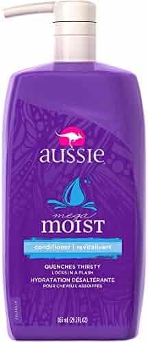 Aussie Moist Conditioner With Pump 29.2 Fluid Ounce
