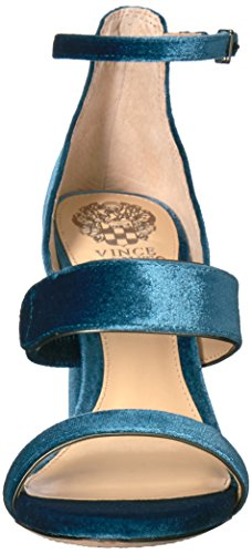 shop for cheap online Vince Camuto Women's Robeka Heeled Sandal Peacock/Titanium clearance 2014 new SrITo4zh7j
