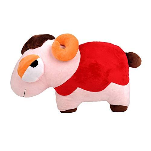 Baosity DIY おもちゃ作りキット 羊のぬいぐるみ 裁断キット 手作り