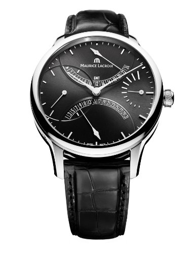 Maurice Lacroix Masterpiece Double Retrograde Automatic MP6518-SS001-330