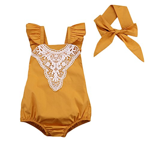Top 5 Best baby girl clothes with headband for sale 2017