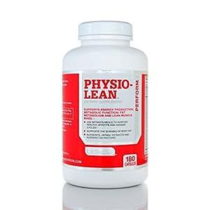 Amazon.com: Uckele Physio-Lean Dietary Supplement, 180 ct ...